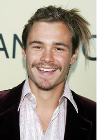 Patrick Flueger at the 3rd Annual British Academy of the Film and Television Art/Los Angeles Tea Party.