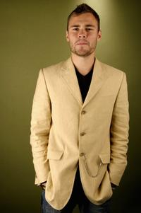 Patrick Flueger at the AFI Fest 2005.