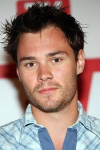 Patrick Flueger at the 4th Annual TV Guide After Party Celebrating Emmys 2006.