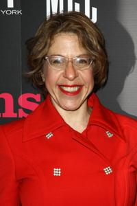 Jackie Hoffman at the opening night of