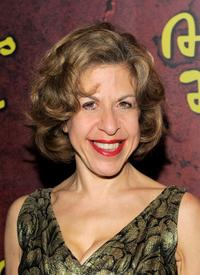 Jackie Hoffman at the after party of the premiere of