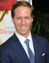 Nat Faxon at the California premiere of