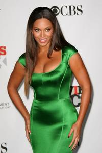Beyonce Knowles at the