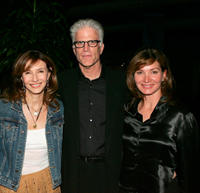 Mary Steenburgen, Ted Danson and Isabella Hofmann at the California premiere of