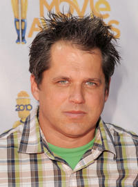 Jeff Tremaine at the 2010 MTV Movie Awards.
