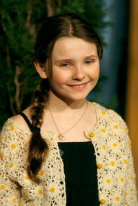 Abigail Breslin the 79th annual Academy Award nominees luncheon in Beverly Hills.