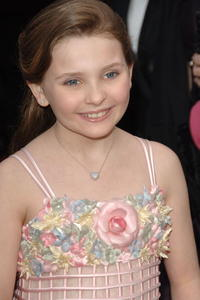 Abigail Breslin at the 79th Annual Academy Awards.