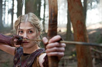 Rosamund Pike as Andromeda in ``Wrath of the Titans.''