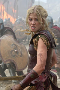Rosamund Pike as Andromeda in