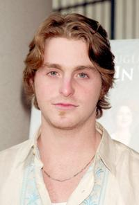 Cameron Douglas at the New York premiere of
