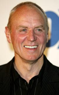 Alan Dale at the Season Finale party for the O.C.