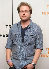 Rory Keenan at the premiere of