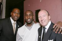 Elton Brand, Gary Payton and Mike Dunleavy at the 22nd Annual Cedars-Sinai Sports Spectacular.