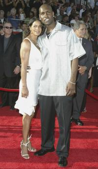 Monique and Gary Payton at the 12th Annual ESPY Awards.