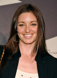 Bianca Kajlich at the preview of Mercedes-Benz Transmission LA: AV CLUB Curated by Mike D in California.