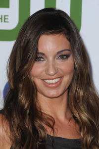 Bianca Kajlich at the TCA Party for CBS, The CW and Showtime in California.