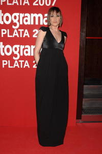 Nathalie Poza at the Fotogramas Magazine Silver Awards 2007.