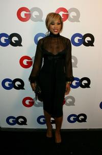 Eve at the GQ 2007