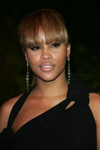 Eve at the 2007 Vanity Fair Oscar party.