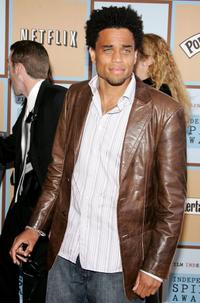 Michael Ealy at the Film Independents 2006 Independent Spirit Awards.