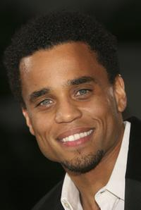 Michael Ealy at the world premiere of