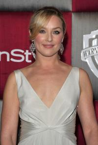 Elisabeth Rohm at the 66th Annual Golden Globe Awards.
