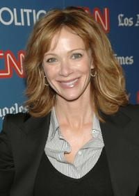 Lauren Holly at the CNN, LA Times, POLITICO Democratic Debate After Party.