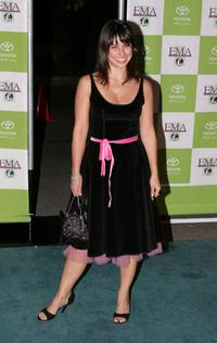 Constance Zimmer at the 14th Annual Environmental Media Awards.