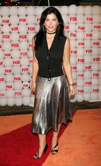 Lauren Sanchez at the Fox All-Star Television Critics Association party.