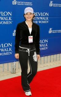 Lauren Sanchez at the Revlon Run/Walk for women.