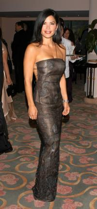 Lauren Sanchez at the Shalom Foundation Gala.