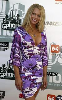 Nikki Ziering at the G-Phoria - The Award Show 4 Gamers.