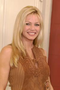 Nikki Ziering at the premiere of
