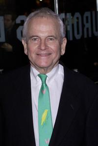 Ian Holm at the premiere party for the film