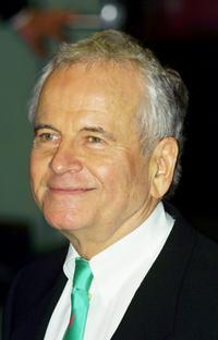 Ian Holm at the world premiere of