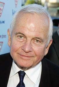 Ian Holm at the premiere of