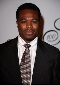 Lyriq Bent at the 17th Annual Night Of 100 Stars Oscar Gala.