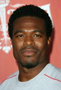 Lyriq Bent at the Spike TV's Scream 2007.