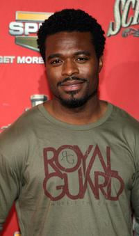 Lyriq Bent at the Spike TV's Scream Awards 2006.