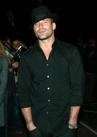 Johnny Messner at the VH1's Big In 2003 Awards.