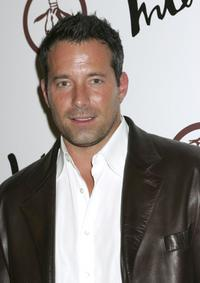 Johnny Messner at the California opening of