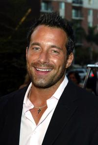 Johnny Messner at the Los Angeles screening of