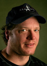 Colby French at the Portrait Studio during the 2006 Sundance Film Festival in Utah.