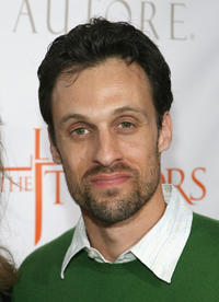 Henri Lubatti at the California premiere of