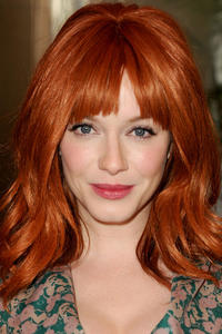 Actress Christina Hendricks at the 13th Annual AFI Awards in Beverly Hillsl.