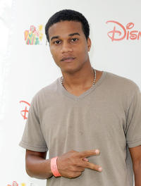 Cory C. Hardrict at the 21st A Time For Heroes Celebrity Picnic sponsored by Disney to benefit the Elizabeth Glaser Pediatric Aids Foundation in California.