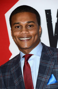 Cory C. Hardrict at the California premiere of