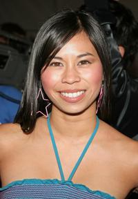 Camille Mana at the ImaginAsian TV Party during the AFI Fest.