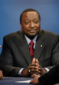 Alan Keyes at the final debate for Illinois Senate Race.