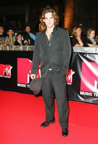 Clayton Watson at the MTV Australia Awards 2008.